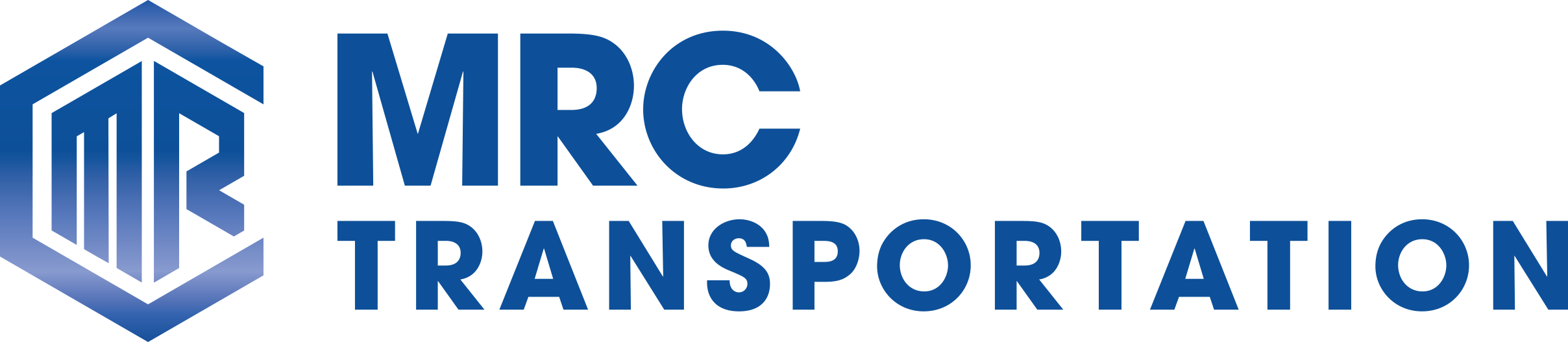 MRC Transportation Logo